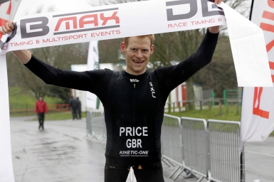 DbMax 9Bar Chilly Castle Combe 10k run & duathlon - 22.2.15